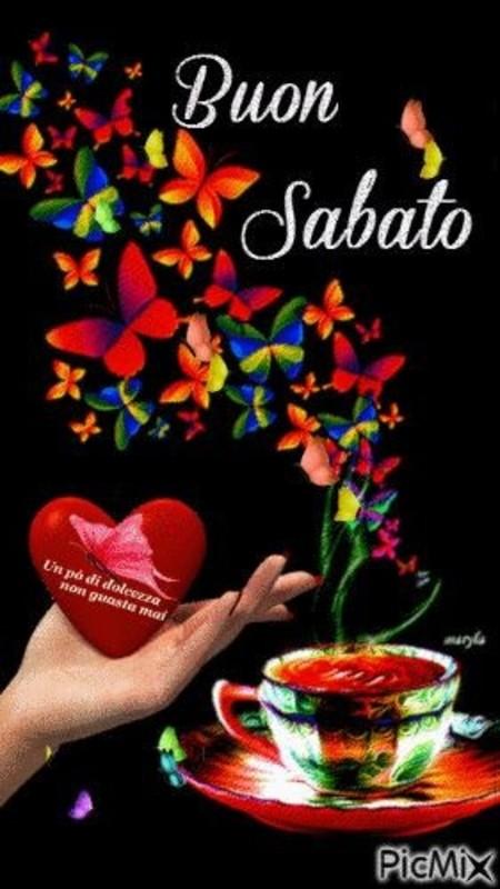 Immagini per Buongiorno Sabato Belle 35