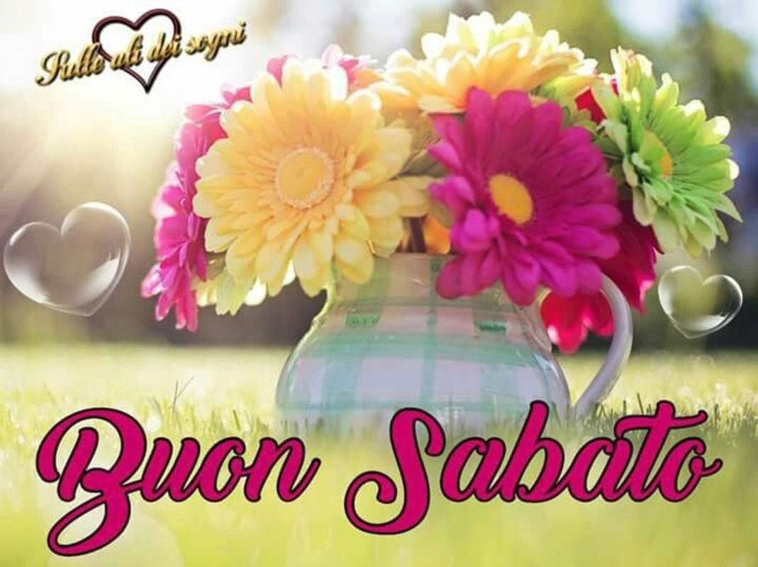 Immagini per Buongiorno Sabato Belle 44