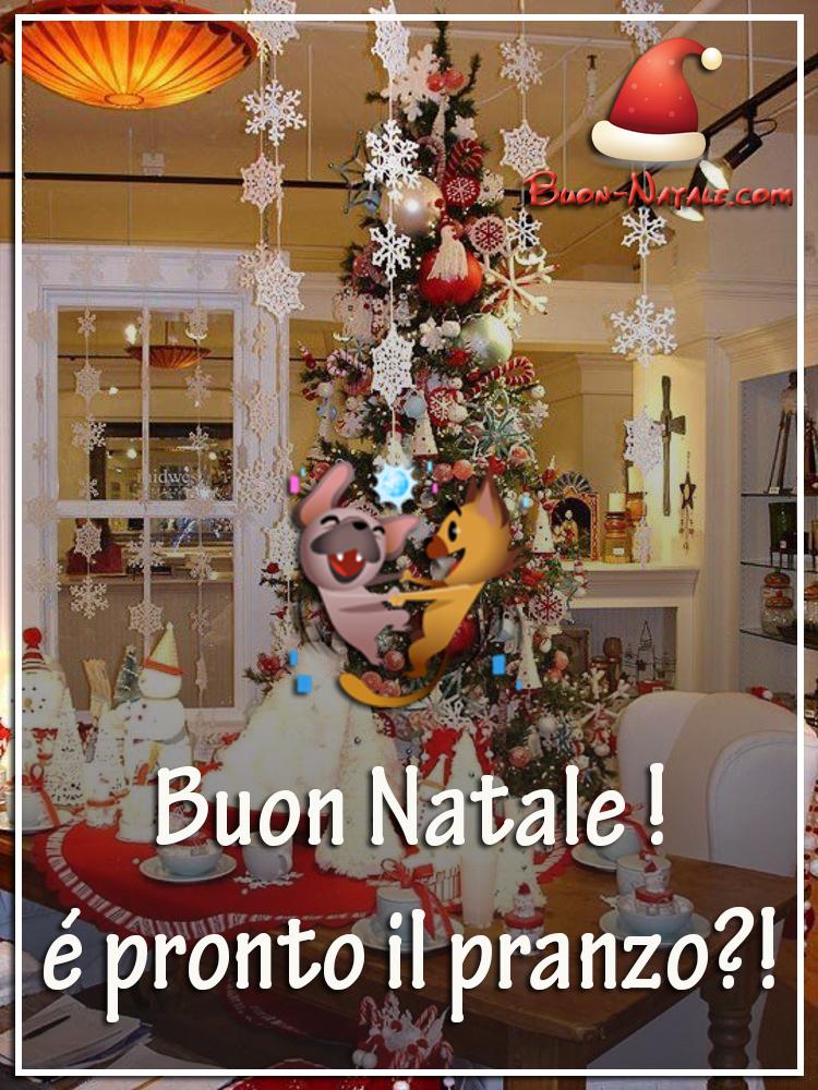 Auguri di Buon Natale per gli Amici da Mandare