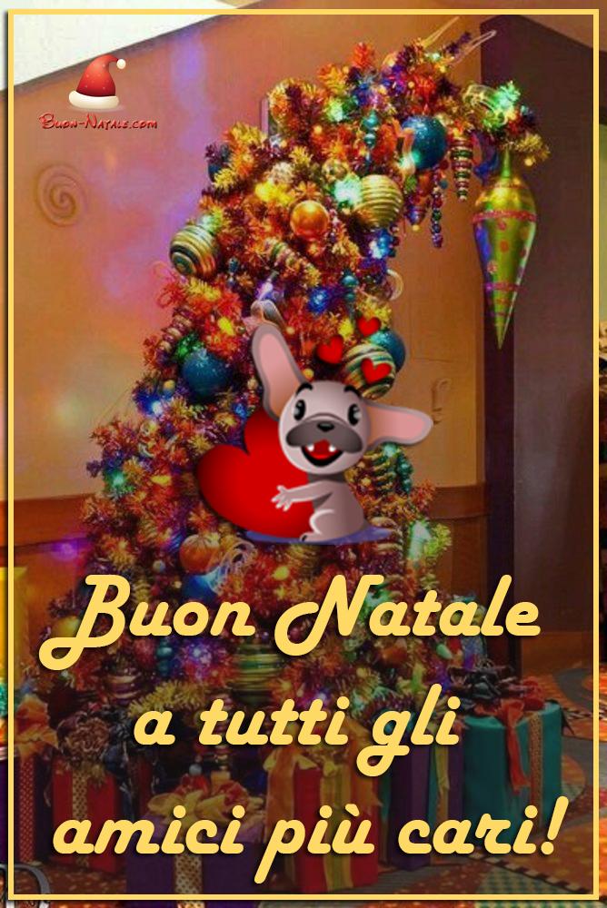 Immagini Gratis Di Buon Natale.Belle Immagini Di Buon Natale Da Mandare Gratis Su Facebook
