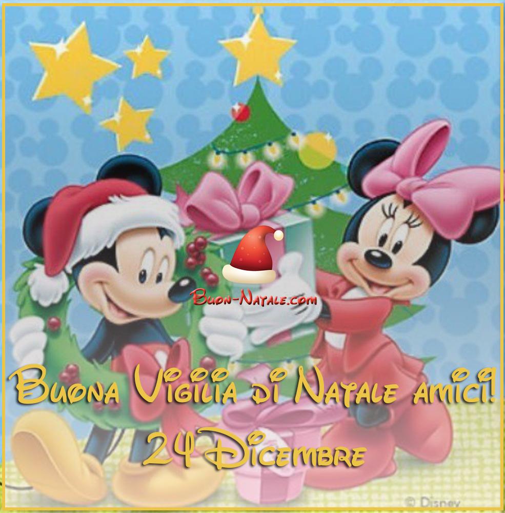 Buon 24 Dicembre Immagini di Buon Natale Vigilia da Mandare Gratis su Whatsapp