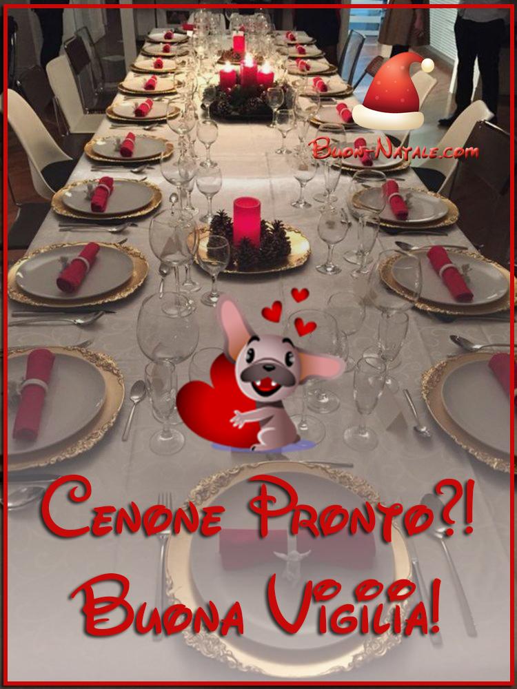 Immagini Belle Vigilia di Natale da Condividere Gratis su Whatsapp