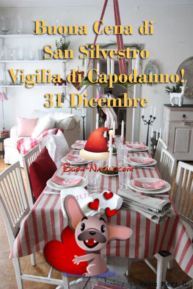 San Silvestro Vigilia Capodanno Immagini Whatsapp 31 Dicembre