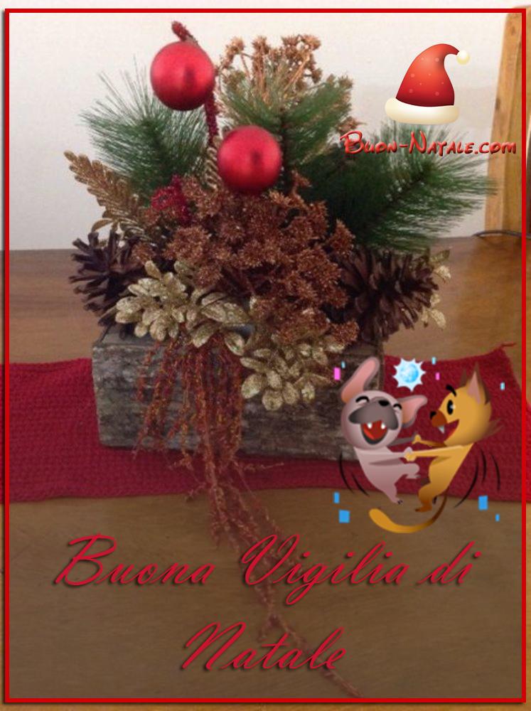 Vigilia di Natale 24 Dicembre Immagini da Mandare Gratis su Whatsapp